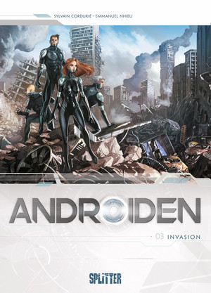 Androiden - 03: Invasion