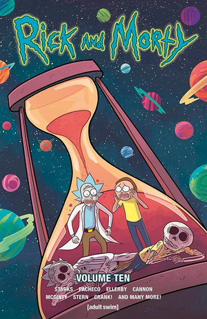 Rick and Morty - Band Zehn