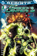 Green Lanterns 1: Planet des Zorns