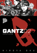 Gantz 02 (Perfect Edition)