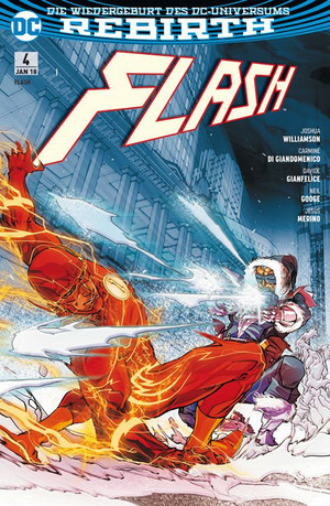 Flash 4: Rogues Reloaded