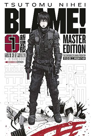 BLAME! - Master Edition 1