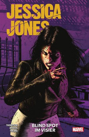 Jessica Jones: Blind Spot - Im Visier
