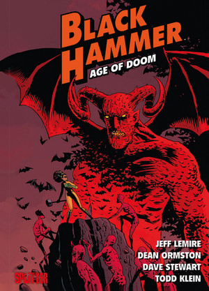 Black Hammer - Bd. 3: Age of Doom - Buch 1