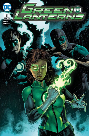 Green Lanterns 8: Versklavte Helden